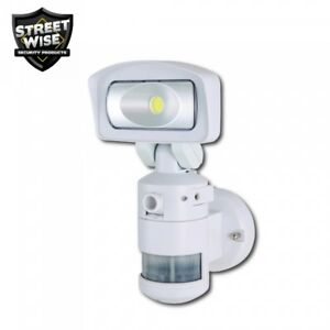 Image Is Loading Nighcher Swnw720 Robotic Motion Tracking Led Security Light