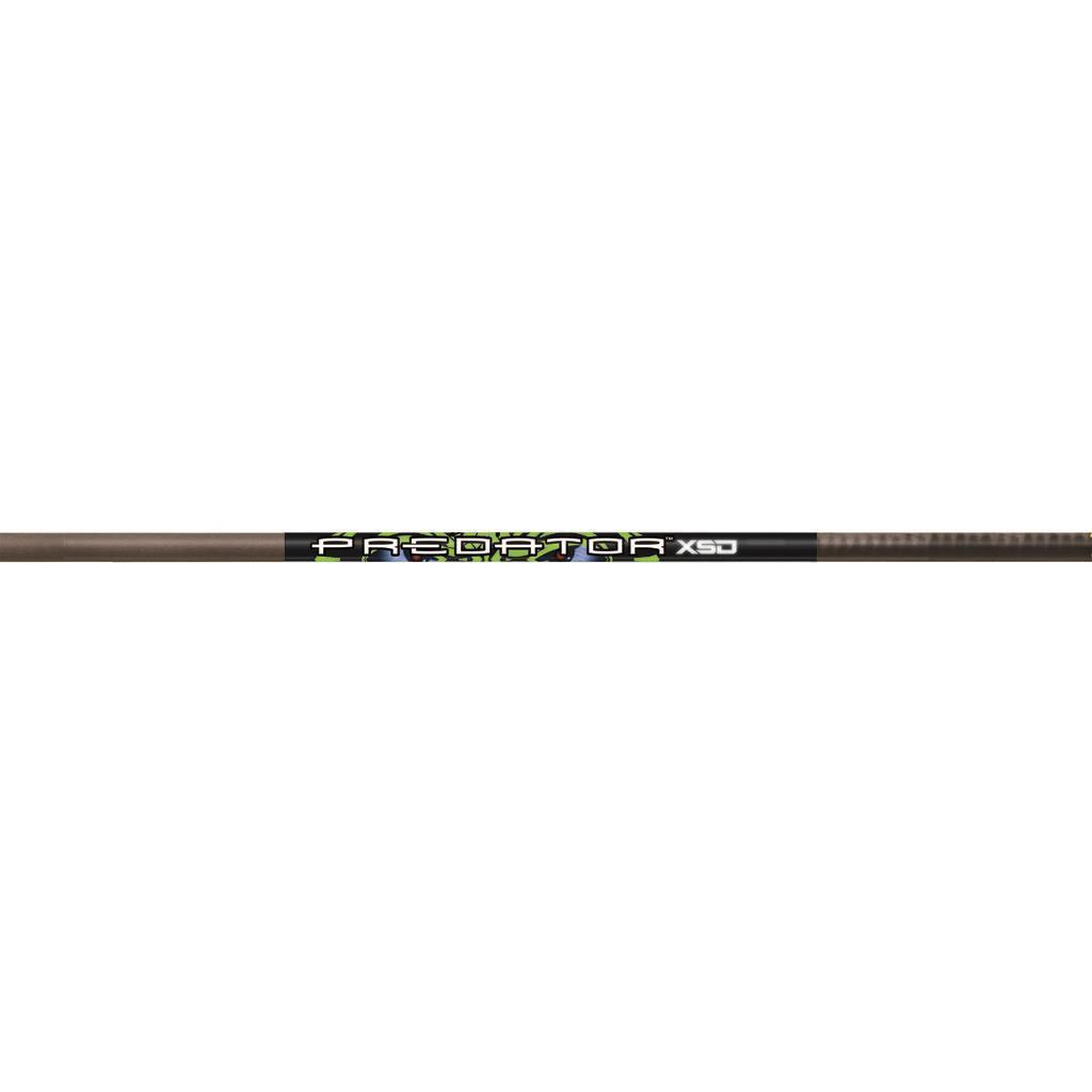 12 Carbon Express Predator XSD Arrow Shafts - 350