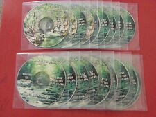 BIG BOOK 12 STEP SEMINAR COMPLETE 19 CDS HISTORY OF RECOVER JOE AND CHARLIE AA
