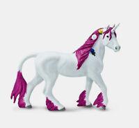 Pink Unicorn Mythology 802929 Mythical Realms Free Ship/usa W/$25+safari,ltd