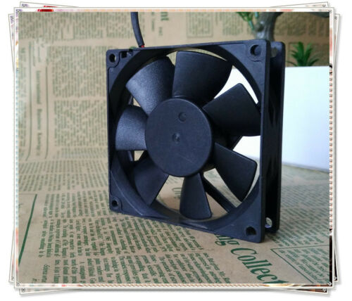 Genuine ADDA DC12V 0.24A 8020 AD0812HB-C70 chassis fan power supply cooling fan