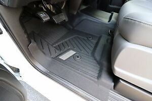2015 2018 Gmc Sierra Gm Oem Front All Weather Floor Mats