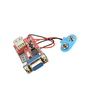 Signal Output Vga Signal Generator Lcd Display Tester Dc//Usb Power Supply xy