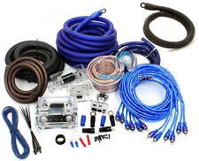 re audio wk 0a 1 0 awg gauge premium amplifier amp install wiring rh ebay com