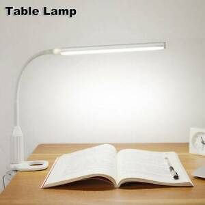 Pince-serrage-USB-flexible-tactile-LED-Table-lecture-lumineuse-Lampe-chevet-BR