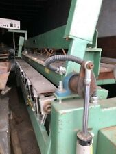 Used Woodworking Evans Machinery 10 Post Form Bending Machine