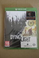 DYING LIGHT XBOX ONE NEW PAL UK ENGLISH !!! POLISH VERSION