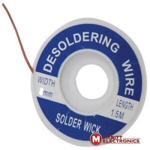 Desoldering-Wire-PCB-Circuit-Cleaning-2-00mm-Copper-Braid-2-0mm