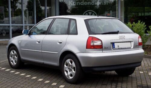 Audi a3 8 L 1996-2003 pare-chocs arrière en couleur de votre choix laqué NEUF