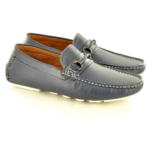 New Mens Soft /& Comfortable Casual Loafers Moccasins Slip on Shoes UK Sizes 6-11
