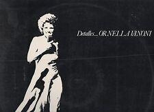 ORNELLA VANONI disco LP 33 giri STAMPA SPAGNOLA Dettagli MADE in SPAIN Detalles