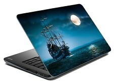 meSleep Ship Laptop Decal - Laptop Skin- Size-14.1 to 15.6 inches