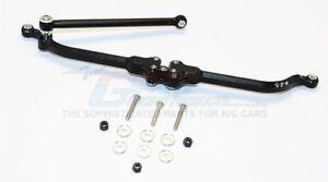 GPM-Racing-Axial-SMT10-RR10-Wraith-Aluminum-Adjustable-Steering-Link-MJ160N-BK