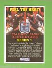 1994 Series 1 RUGBY LEAGUE PROMO CARD - ST GEORGE DRAGONS