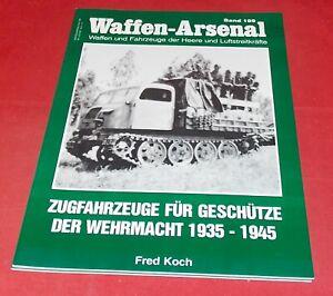 WA 189 Zugfahrzeuge für Geschütze der Wehrmacht 1935-1945