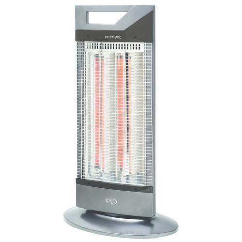 ARGO Ambient Stufa Elettrica Con Resistenza In Fibra Di Carbonio Potenza 1000 Wa