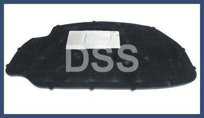 VW 2005-2010 Hood Insulation Pad Engine Lid Heat Absorber Noise Isolation