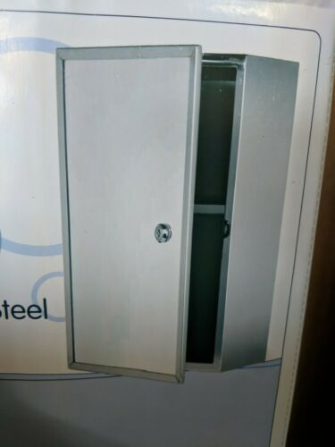 Croydex Trent 15-3//4 in D Framed Lockable... W x 5-3//25 in H x 9-21//25 in