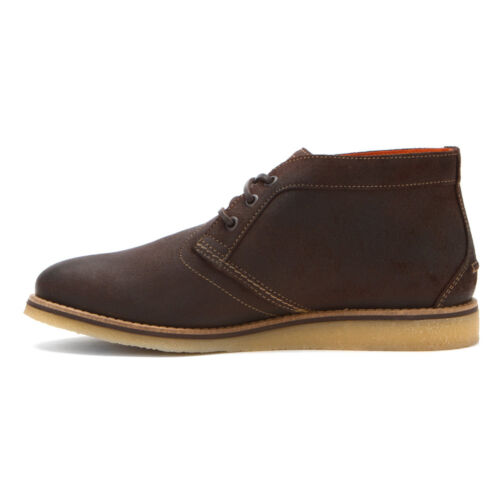 Wolverine Men/'s 1883-Julian Chukka Boots Dark Brown Shoes Size 7