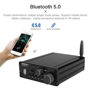 2-1-TPA3116-Bluetooth-5-0-Audio-Power-Subwoofer-Amplifier-50Wx2-100W-Digital-Amp
