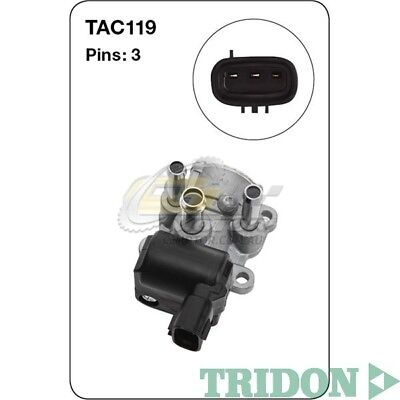 DOHC 24V Petrol TRIDON IAC VALVES FOR Toyota Windom VCV10 01//96-3.0L 3VZ-FE