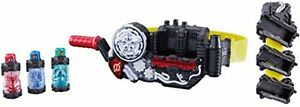 Kamen-Rider-Build-DX-Build-Driver-Full-Bottle-Holder-Toy-Set-F-S-w-Tracking-NEW