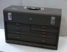 Kennedy 520 Machinist Toolbox 7 Drawer Tool Chest With Key New Old Stock L 3691