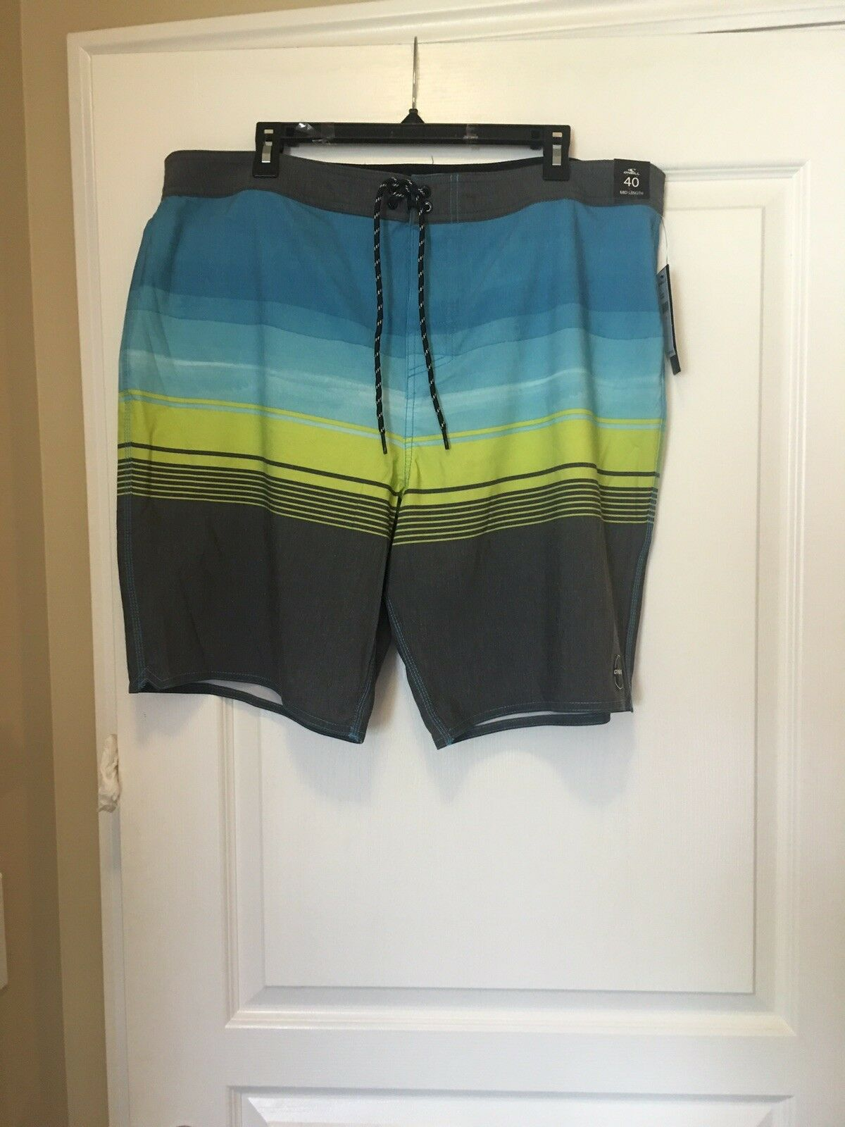 NWT Men's O'Neill Informant Swim Trunks Shorts Swimsuit   Sz 40
