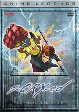 s-CRY-ed - Complete Collection (DVD, 2006, 6-Disc Set, Anime Legends)