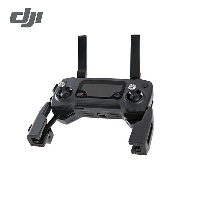 DJI Mavic Pro Remote Controller control the aircraft and the gimbal wirelessly