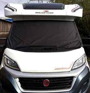 swift fiat ducato besscarr peugeot boxer camping car b rstner protection cran ebay. Black Bedroom Furniture Sets. Home Design Ideas