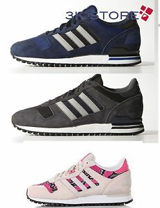 meilleure sélection 39494 4348c Détails sur Chaussure Chaussures Adidas Zx 700 Homme Femme