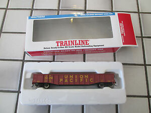 walthers UNION PACIFIC 50 foot gondola car HO scale