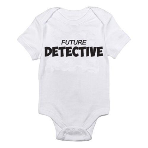 DETECTIVE INVESTIGATEUR future police // fun rompre nouveauté à thème baby grow
