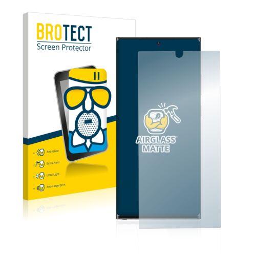 Protección de cristal blindado diapositiva para Samsung Galaxy Note 20 ultra Matt tanques diapositiva