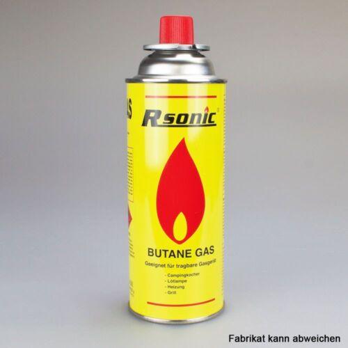 0,88€//100g Butan Gaskartusche Ventilkartusche für Heizung Kocher 227g MSF-1A
