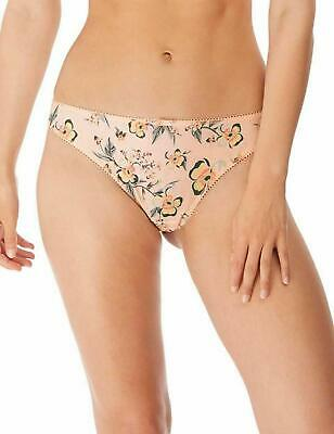 Freya Erin Brazilian Brief 3237 Womens Pretty Lace Knickers Rosewater