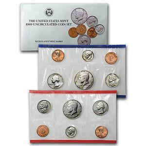 1989 U.S. Mint Set