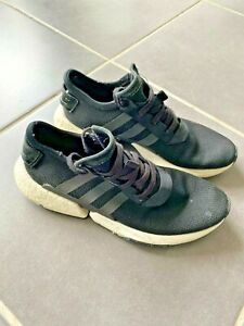 Adidas black Pod S3.1 mens trainers