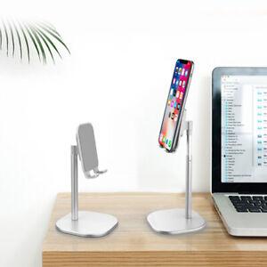 Creative Universal Mobile Phone Desk Mount Cradle Holder Stand For Phone Tablet