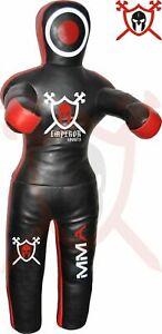MMA Dummy Grappling Punching Bag Jiu Jitsu Judo Martial Arts standing style UFC