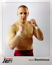 Official Pro Wrestling NOAH Bryan Danielson 2008 8x10