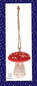 Shabby-Chic-Cute-Painted-Wooden-Fairy-Toadstool-Hanging-Decoration-Sass-amp-Belle