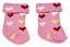Fits Our Generation American Girl Dolls Journey 18 Doll Clothes Pink Heart Socks