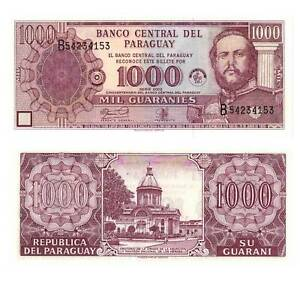 Pick-221-Paraguay-1000-Guaranies-2002-UNC-539549vvv