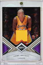 KOBE BRYANT 2010-11 PANINI LIMITED GOLD GAME USED JERSEY#/199