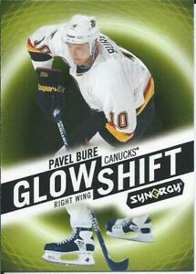 2018-19-Upper-Deck-Synergy-PAVEL-BURE-Glow-Shift-G-18-Vancouver-Canucks
