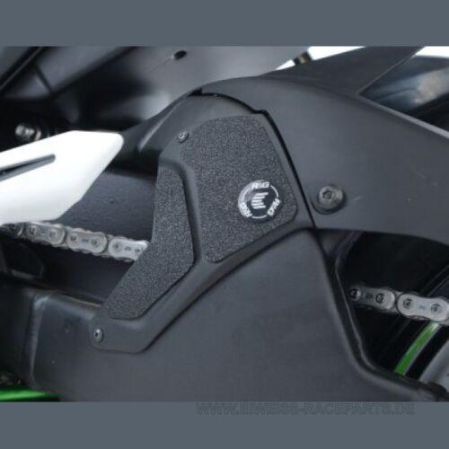 R /& g Eazi-Grip ™ botas protección pads Kawasaki h2//h2 R 2015-Boot Guard pads