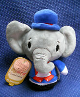 Hallmark Itty Bittys Plush Republican Party Elephant Limited Edition