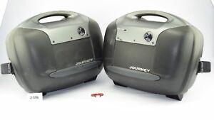 BMW-F-650-GS-R13-Bj-2000-Koffer-Seitenkoffer-Packtaschen-Hepco-amp-Becker